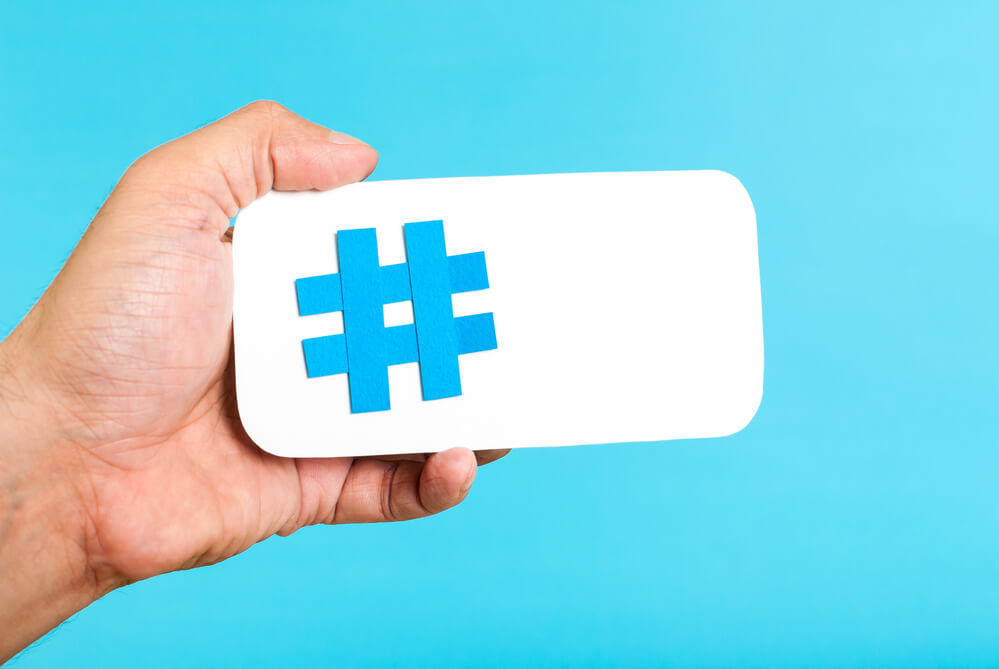 O que Significa Hashtag