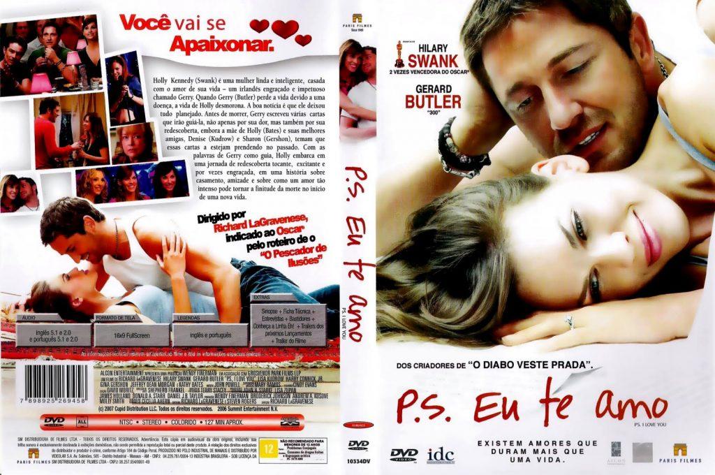 """Filme e Livro """"P.S eu te amo"""""""