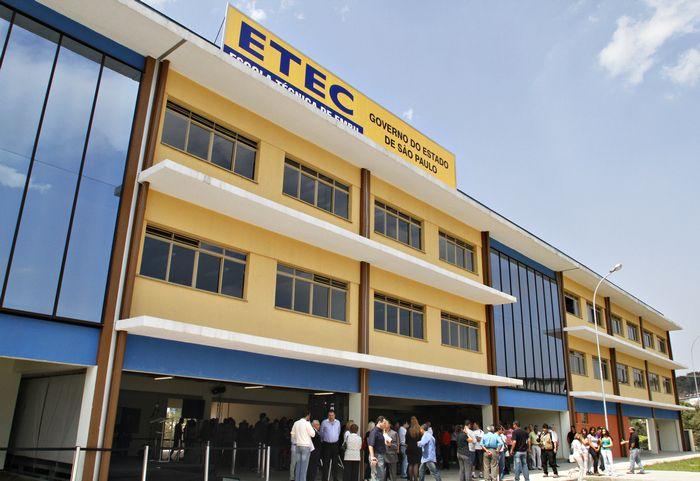 Cursos ETEC 2021