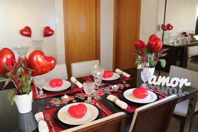 Ideias de Jantar Dia dos Namorados