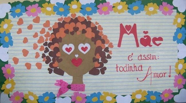 Painel para Dia das Mães