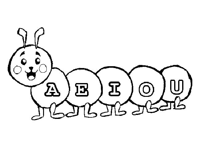 Atividades Com Vogais Para Imprimir Cursivas Maternal
