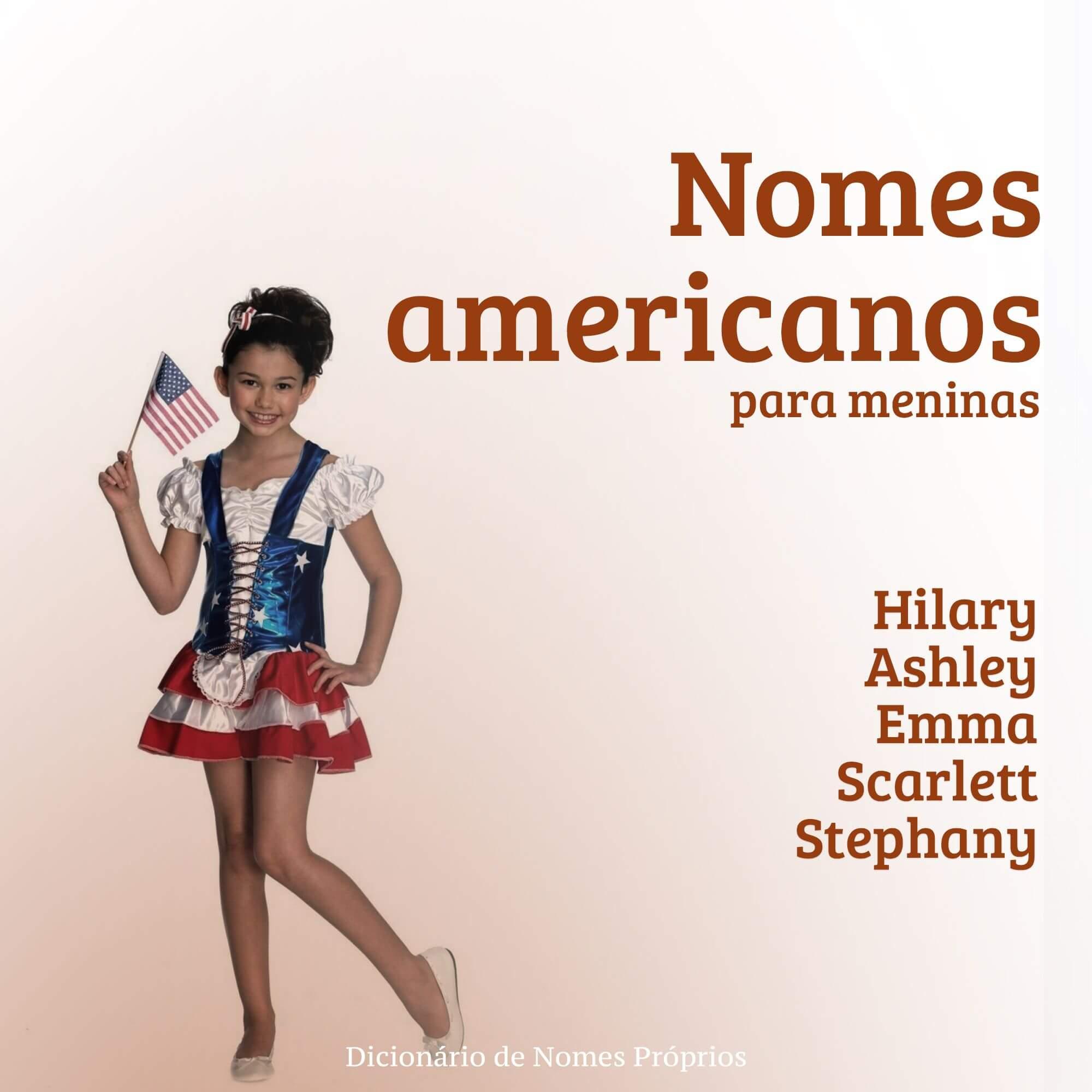 Nomes Femininos Americanos