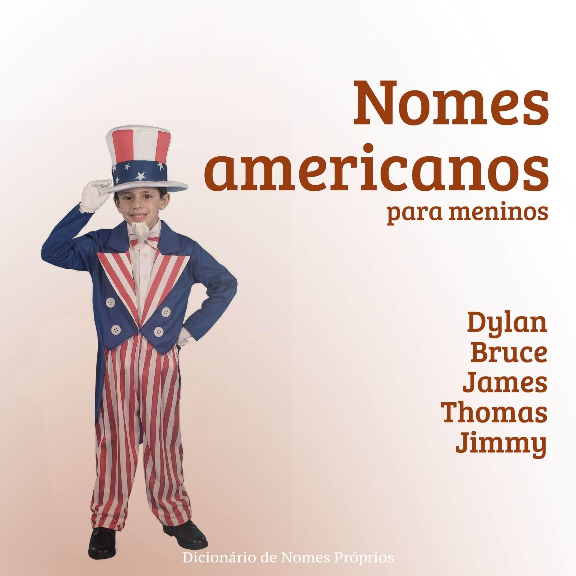 Nomes Americanos Americanos