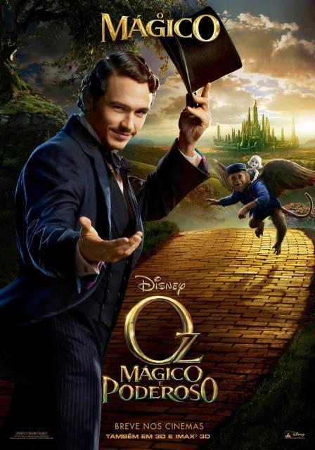 Oz Mágico e Poderoso